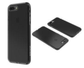 Body Glove Clownfish Aluminium case for iPhone 7 Plus - Clear / Black